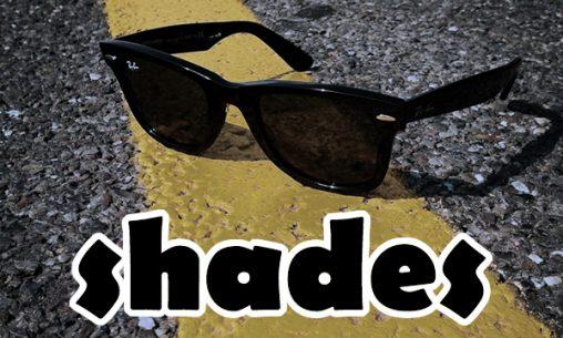 slang - shades